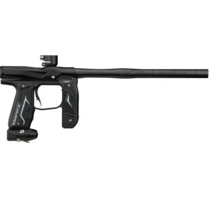 Empire Paintball now offers the next generation of the impressive Axe marker; the AXE 2.0 Dust Black Paintball Marker . This new Axe features improved accuracy, lighter weight, a remodelled foregrip and increased resistance to weather.