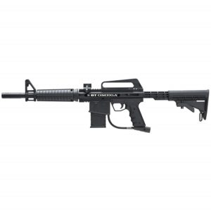 If you are looking for a great recreational, scenario or woodsball gun and don't want to break the bank, then look at the Empire Battle Tested BT Omega Paintball gun today.