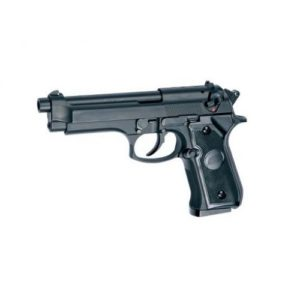 ASG M92F BLACK NON-BLOW BACK AIRSOFT PISTOL 6MM M92F pistols at an affordable price for all players.