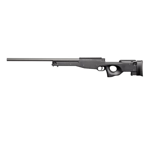 The AW 0.308 SNIPER AIRSOFT RIFLE is a very powerful spring-operated sniper is the licensed Accuracy International AW .308.
