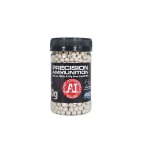 The AIRSOFT BBS .40GRAM 6MM a High-quality heavy-weight Airsoft BB, ideal for snipers – non-soft version. The quality is comparable to the Blaster brand BB's, but in a convenient dispenser bottle.