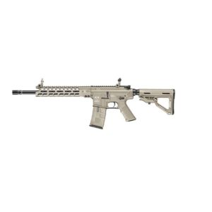 The CXP-PELEADOR SPORTLINE AIRSOFT RIFLE is here. Having vibration test, mass shooting test, dropping test, forced pulling test and many types of test, Magpul developed and enhance the M-LOK system to increase the practicability.