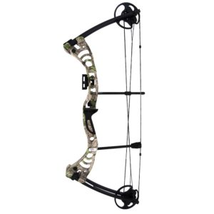 Green Camo Compound Bow Specifications: