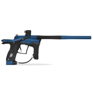 The ETEK5 Paintball Marker - Blue & Black now in its 5th generation, it holds true to the same basic principles of durability and reliability. It pushes the boundaries of what has come to be expected from a mid-range marker.