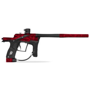 The ETEK5 Paintball Marker - Stretch Fire with it's sleek design is now in its 5th generation, it holds true to the same basic principles of durability and reliability. It pushes the boundaries of what has come to be expected from a mid-range marker.