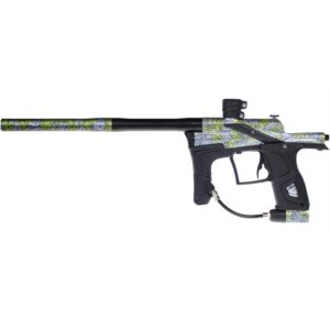 The ETEK5 Paintball Marker - Stretch Poison with it's sleek design is now in its 5th generation, it holds true to the same basic principles of durability and reliability. It pushes the boundaries of what has come to be expected from a mid-range marker.