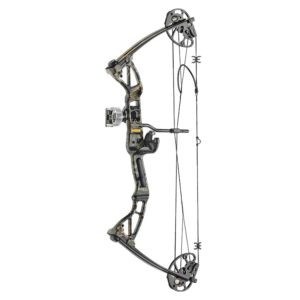 This Rex Quad Limbs Folium Camo Riser Limbs-Clamshell Compound Bow  kit from EK Archery offers you the complete package.