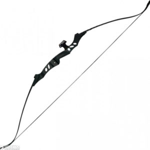 RECURVE BOW 40 LBS -MK-RB001BK is the most powerful recurve longbow from Man Kung. This MK-RB001BK is particularly suitable for those who already have some experience with archery.