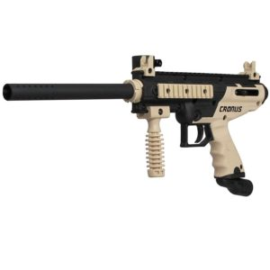 The new Tippmann Cronus Basic combines high performance with incredible durability in a milsim body.