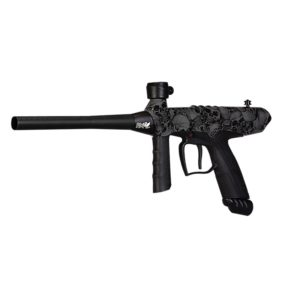 "The GRYPHON FX Basic - Skull; gets you into the game with some features such as a rigid front grip, 10"" ported barrel, and blade trigger with a smooth trigger pull."