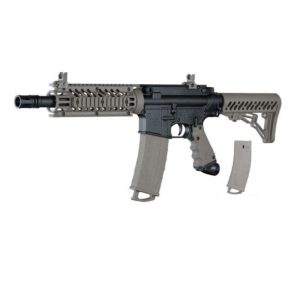 The Tippmann TMC Paintball Marker is an incredibly versatile and durable gun which is cost-effective with a wide range of accessories that really sets it off.