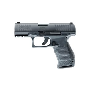 Now for something special The WALTHER PPQ M2 6MM AIRSOFT – METAL GREY. This limited-edition Walther PPQ has a top-quality CNC-milled slide