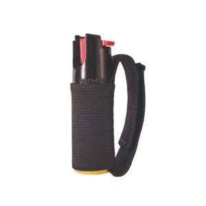 The1/2 OUNCE PEPPER SPRAY from PSP comes with a handy jogger strap. They are perfect for personal defense because they are very effective, yet non-lethal and has an effective range of 12-15 ft., depending on the model. Available in 2%, 10% and 15% formulas, 2 million Scoville heat units. Pepper Spray is great for defending yourself against not only human attackers, but also wild animals. With maximum strength, contents this item is especially effective against, muggers, carjackers, vicious animals and more. The size is super compact and fits in a purse, briefcase, glove box and even on a keychain.