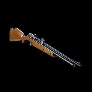 The Artemis LR700W 5.5MM Air Rifle Specifications: CALIBER: /5.5 VELOCITY: Cal. 5.5 1.0g Pellet: pump for 3 times >> 500 fps Pump for 4 times >> 600 fps Pump for 8 times >> 700 fps SAFETY: Manual safety,1-6 lbf WEIGHT: 2.6 KGS TRIGGER: Adjustable 0.5-4 lbf L x W x H: 980 x 55 x 200 MAGAZINE 5.5 holds 7 pellets.