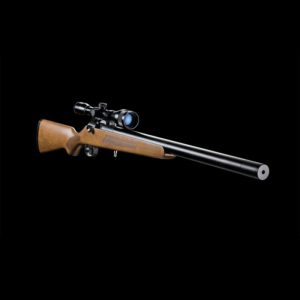 The Artemis M30 5.5mm Air Rifle Specifications: CALIBER: 4.5mm/5.5mm/ VELOCITY: 4.5:1000fps/5.5:1000fps CONSTANT VALVE: Yes MAGAZINE CAPACITY: 4.5(.177)13 SHOTS /5.5 11 SHOTS TRIGGER PULL: 1-5L bf SAFETY FORCE: Adjustable Manual Safety ON1-6Lbf/OFF 1-6Lbf MAXIUM PRESSURE: 25MPa HAMMER TEST: 30Lbsx30x(Safety ON) LIFE TEST: 5000 times L x W x H: 1120 x 180 x 50(mm) WEIGHT 2.5kg.